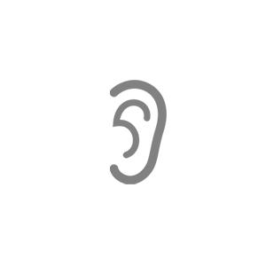 Pictogramme oreille