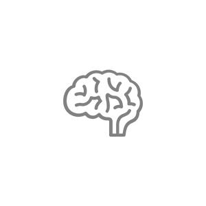 Pictogramme cerveau